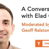 A Conversation with Elad Gil