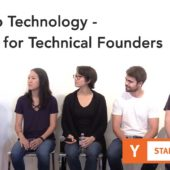 Startup Technology – Technical Founder Advice