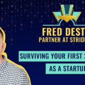 Surviving your first 24 months as a startup