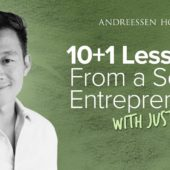 10+1 Lessons from Serial Entrepreneur Justin Kan
