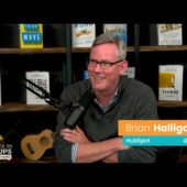 HubSpot CEO Brian Halligan on origins of inbound marketing